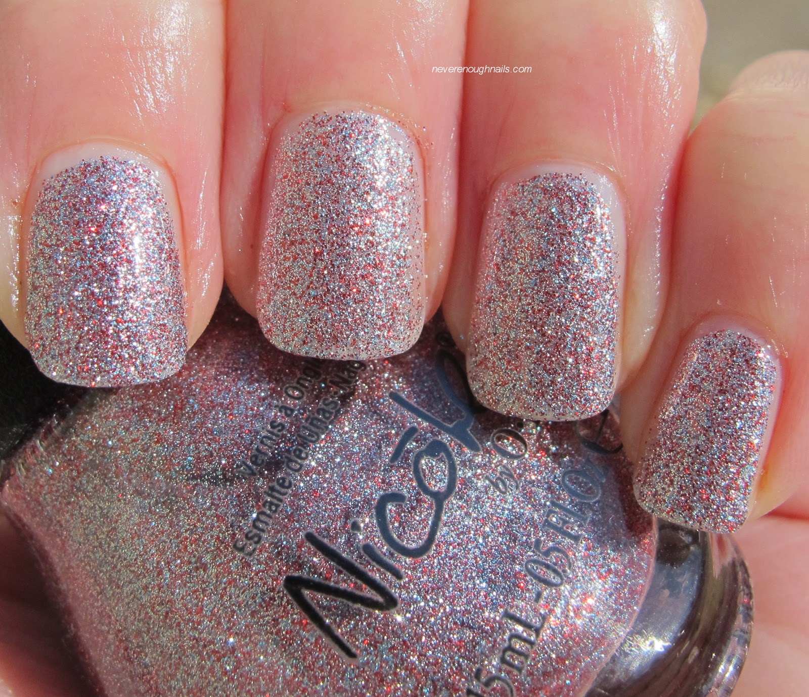 Never Enough Nails: Nicole by OPI Kardashian Kolor Holiday 2012, The ...
