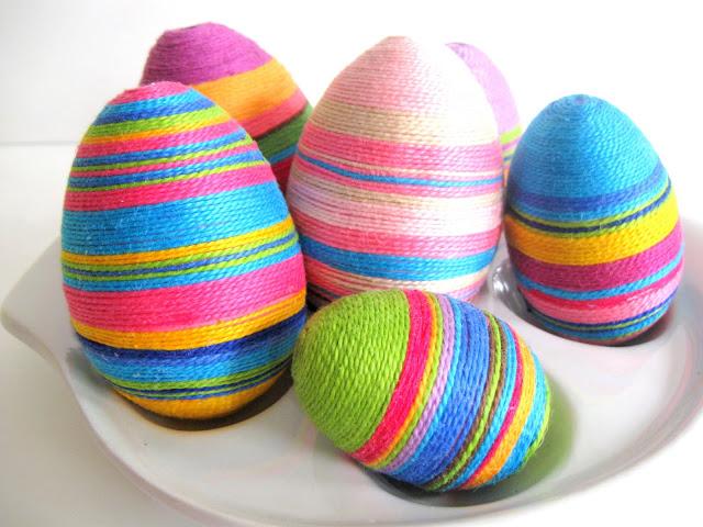 15 ovos decoradosà m u00e3o para voc u00ea se inspirar Amando Cozinhar Receitas Fáceis e rápidas -> Como Decorar Ovo De Pascoa