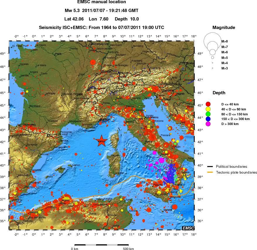 Profezie Futuro Alert Terremoto In Sardegna 2