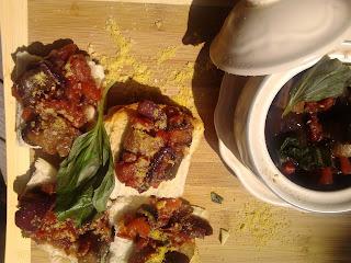 Eggplant Caponata Recipe 1