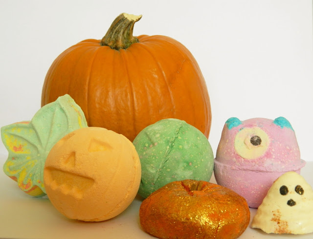 Halloween Lush Haul
