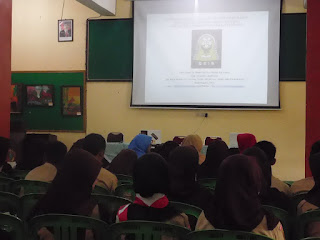 Rapat Pertanggung Jawaban Program Kerja OSIS  Masa Bakti 2015/2016