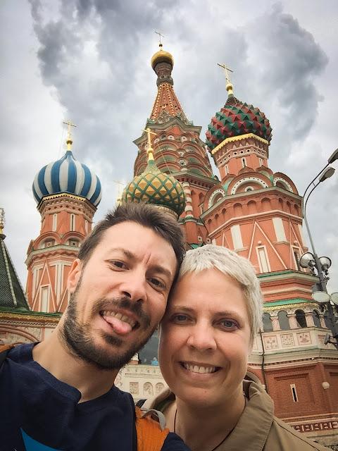 Catedrala Sf. Vasile; Moscova, Rusia