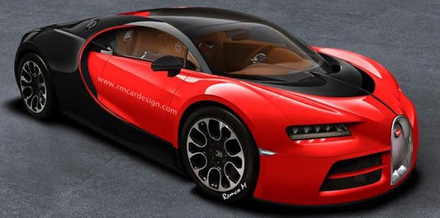 Boxer World (Floyd Mayweather) Already Booked Bugatti Chiron