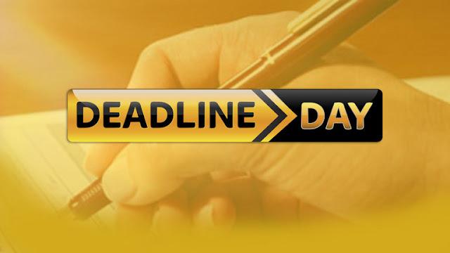 Deadline Day : Rekrutan Terpenting di Detik Terakhir