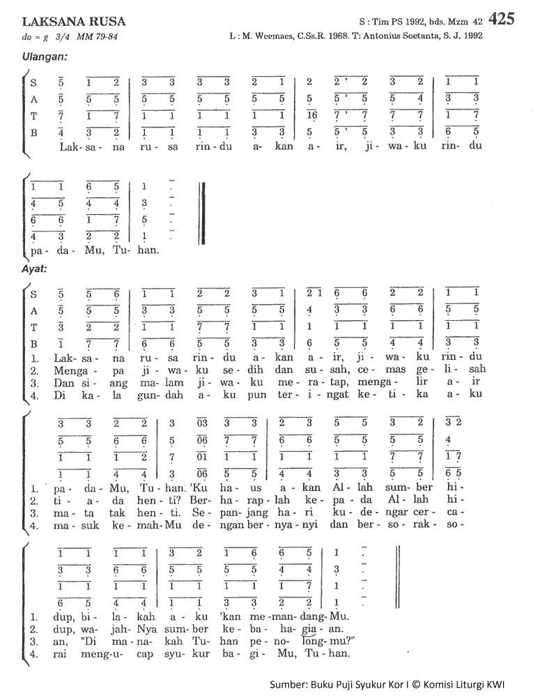 Lirik Lagu Sperti Rusa Rindu Sungaimu : lirik, sperti, rindu, sungaimu, Chord, Gitar, Rohani, Kristen, Seperti, Rindu, Sungaimu