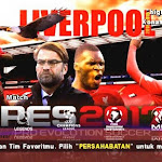 Texture BG Liverpool HD for PES PSP Android