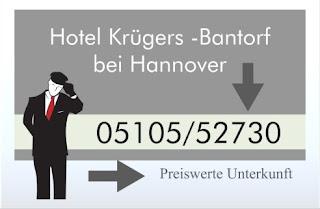 Hotel Krüger Grünkohlessen