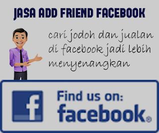 jasa add teman faebook