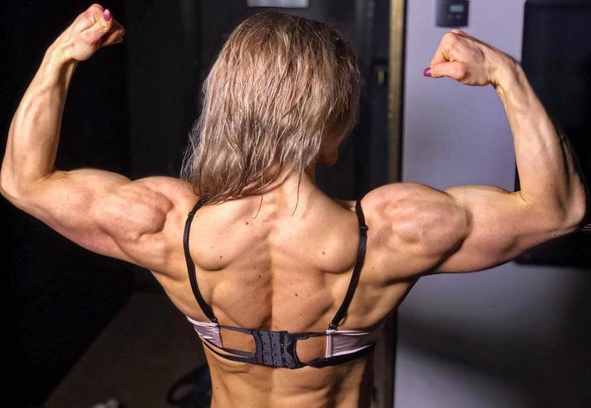 Beautiful Bodybuilder Women (Part 4)