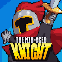 Mr.Kim, The Mid-Aged Knight  Mod Apk (Weak Enemy)