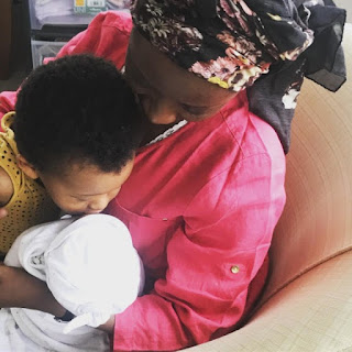 Di'Ja Welcomes Baby Number 2