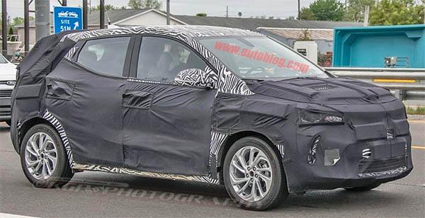 Burlappcar 2020 21 Chevrolet Bolt Crossover Suv