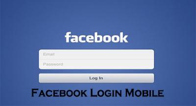 Facebook Mobile Login - How to Login to Facebook on Mobile
