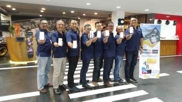 Pengenalan Aplikasi Motorku Astra Motor Bali