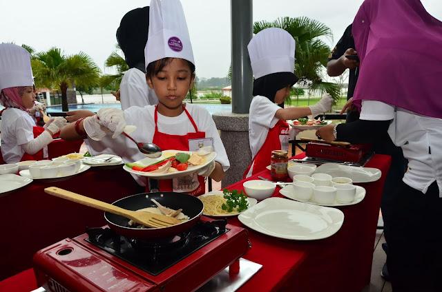 Ancasa Junior Chef 2018 Kembali Lagi Dengan Kerjasama Adabi