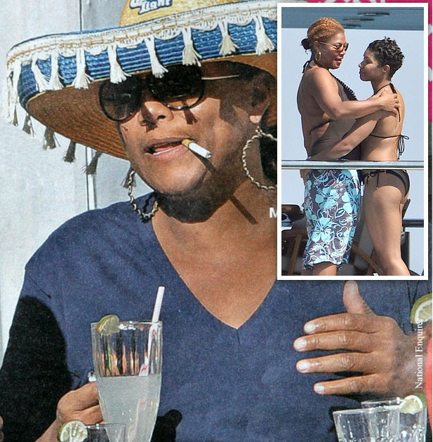 Queen Latifah Girlfriend Jeanette Jenkins