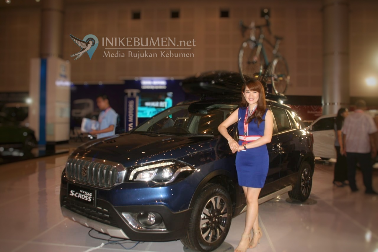 Mobil Sport Suzuki Dikenalkan di Ajang IIMS 2018 Surabaya