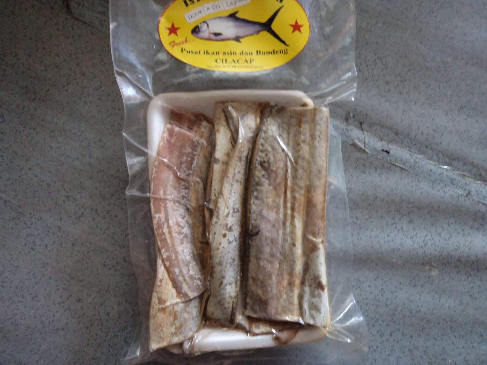 Pusat Ikan Asin Istana Bandeng Presto Cilacap