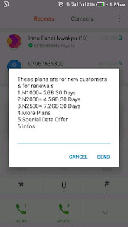 Glo Reduces Their Data Plan – See New Data Plan Shocking