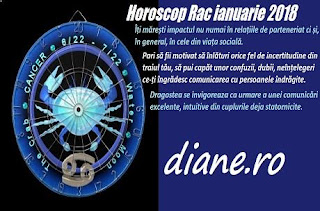 Horoscop ianuarie 2018 Rac