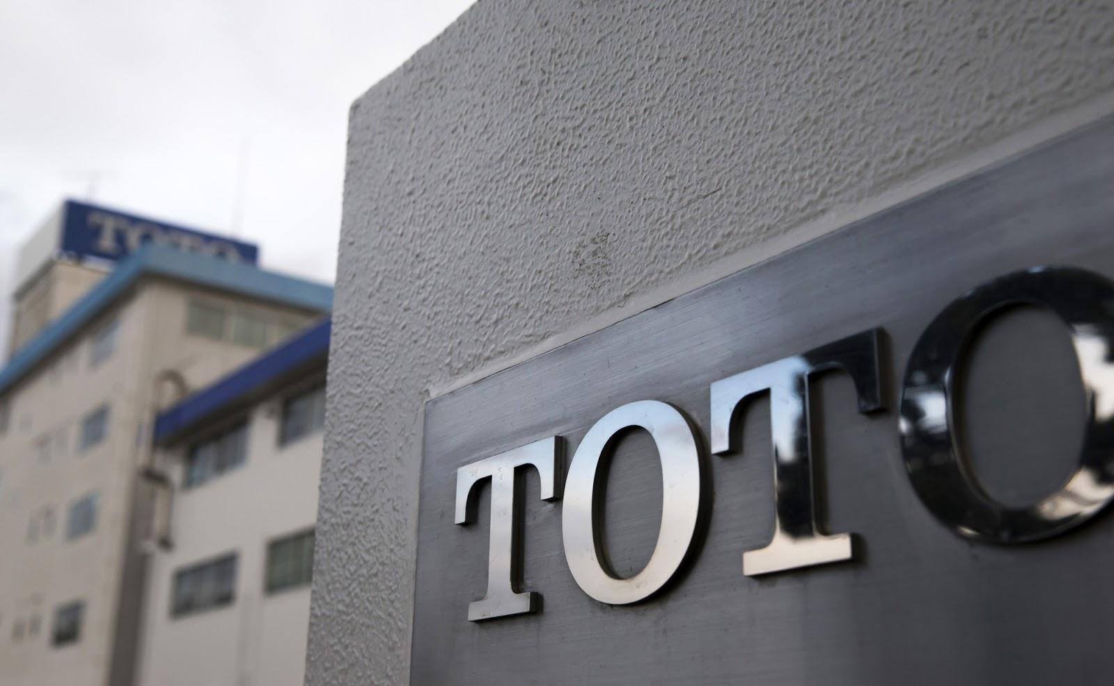 Nhà sản xuất nhà vệ sinh Toto đang hồi phục ở Malaysia vào năm 2019