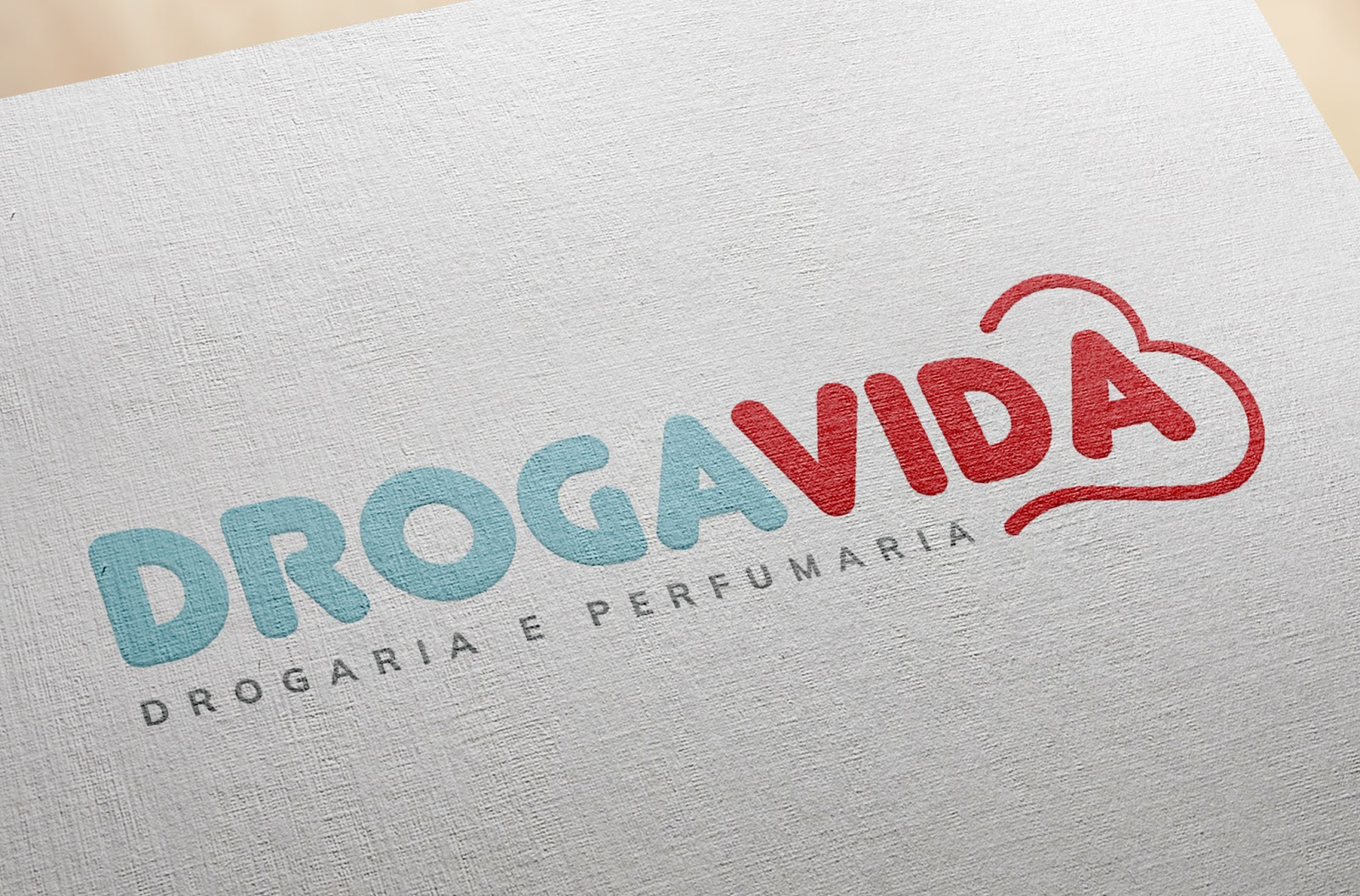 Logotipo para Farmácia - Design