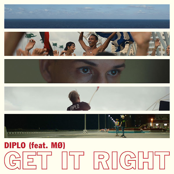Diplo - Get It Right (feat. MØ) - Single Cover