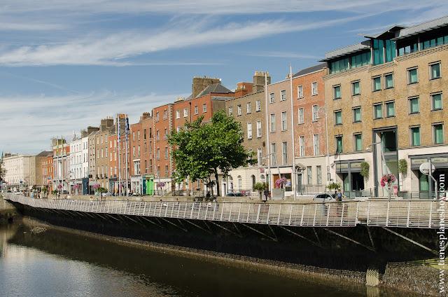 RIo Dublin Irlanda