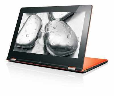 Lenovo IdeaPad Yoga Laptop Konvertibel 11-inch dengan Windows 8