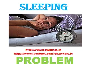 Sleeping -Problem-Letsupdate