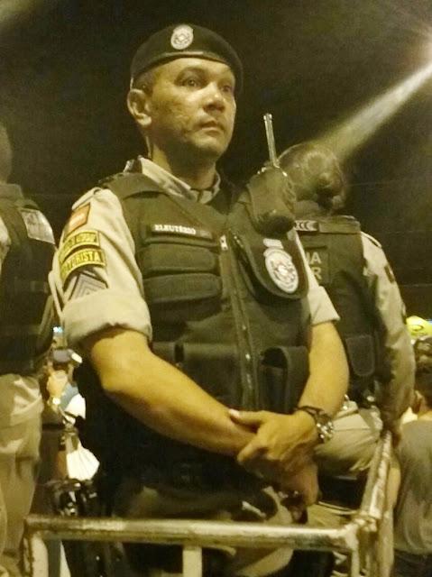 Policial do 9º BPM, considerado 'linha dura' assume destacamento policial de São Vicente do Seridó