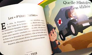 livres histoire de France enfant Quelle Histoire