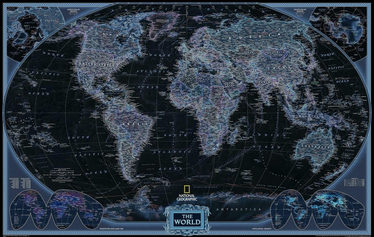 mundo mapa azul preto claro escuro
