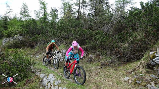 mountainbike tour tolmezzo tersadia mtb