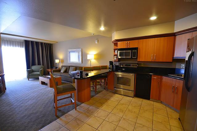 Dicas de Las Vegas: Platinum Hotel and Spa