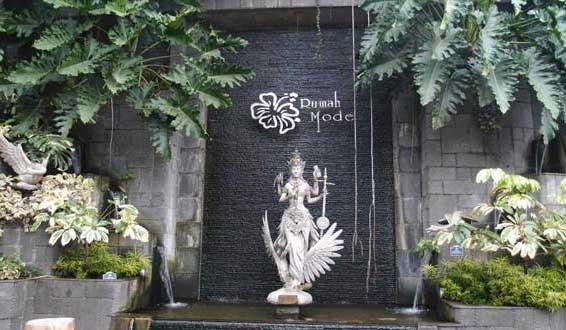 Rumah Mode terkenal di Bandung