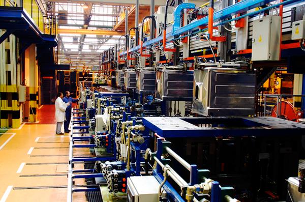 производственная линия Fagor Electrodomesticos