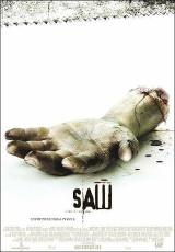 """Carátula del DVD: """"Saw"""""""