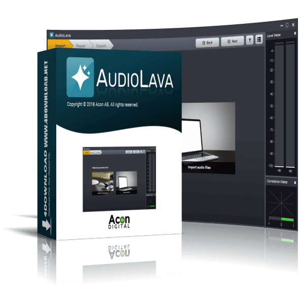 Acon Digital - AudioLava v2.0.2 Full version