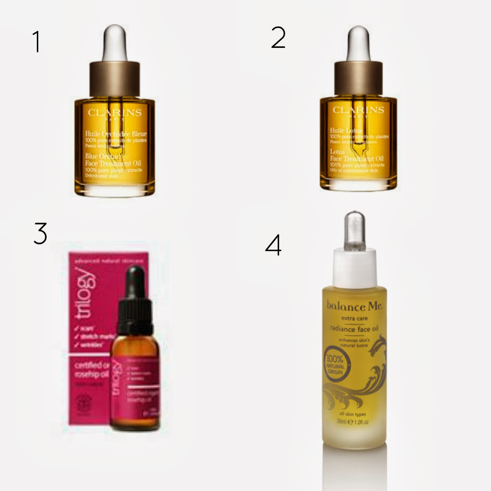 Why use a facial oil?