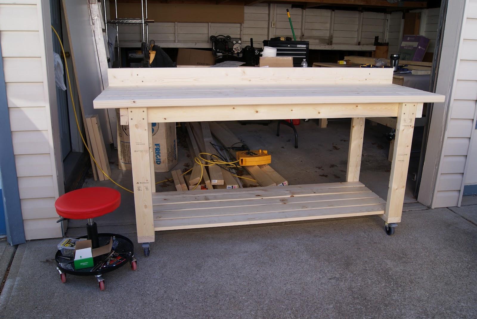 Dog Aviation John S Rv 12 Blog Power Tool Bench Complete