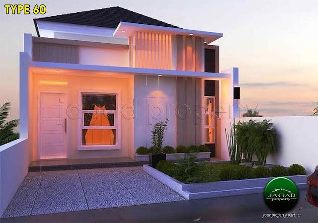 Rumah Baru dekat Jogja Expo Center
