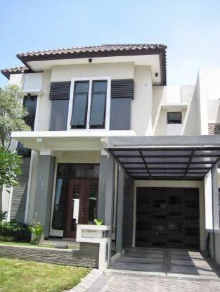 desain teras rumah minimalis modern | desain properti