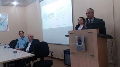 Serviço Geológico do Brasil apresenta relatórios de nove projetos em evento na Universidade Federal do Ceará