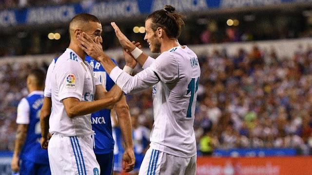 Tanpa Ronaldo, Madrid Coba Maksimalkan Trio BBV
