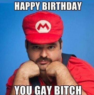 Gay Happy Birthday Meme