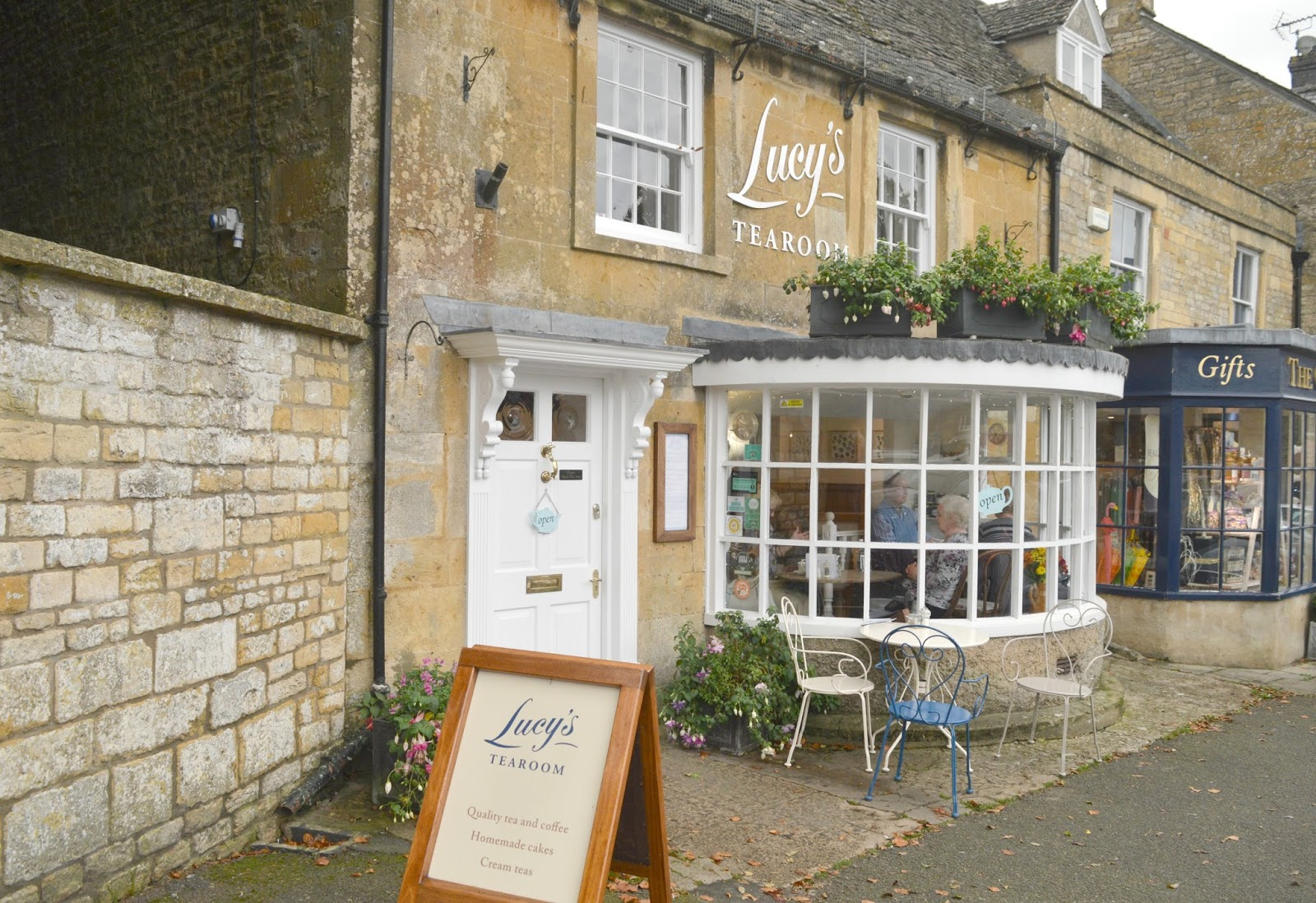 Spend a day in the Cotswolds