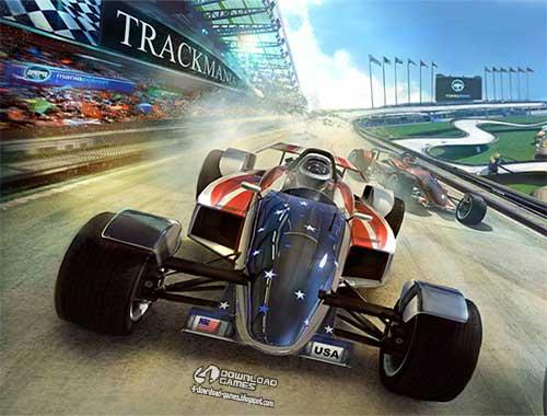 لعبة سباق سيارات الفورمولا TrackMania 2 Stadium