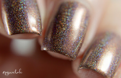 Grace-Full Nail Polish Toasted Hazelnut| Delicate Neutrals